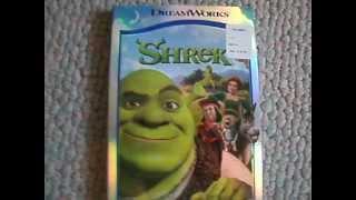 Shrek (1) - DVD Unboxing