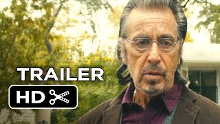 Manglehorn Official Trailer #1 (2015) - Al Pacino, Holly Hunter Movie HD