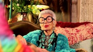 Iris Apfel & Ari Seth Cohen - Drug of Choice