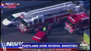 Portland High School Rosemary Anderson Shooting-Young Orcs Gone Wild!