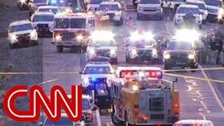 Motorist kills man beating wounded cop