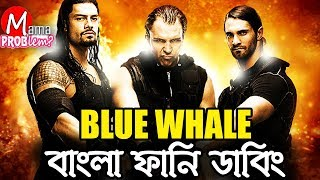Blue Whale Bangla Funny Dubbing|Mama Problem|Bangla funny video