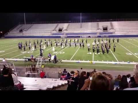 Hueytown High School Golden Gopher Marching Band