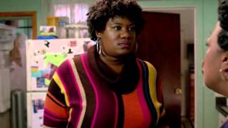 Orange is the New Black - Cindy and her mother - kitchen scene s02e07