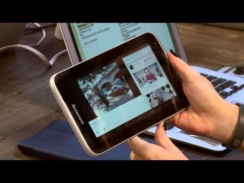 Lenovo IdeaTab A1000 Budget Tablet Review