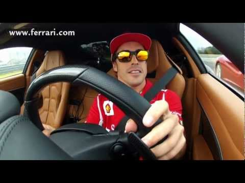 Ferrari F12berlinetta Showdown - Alonso - Massa