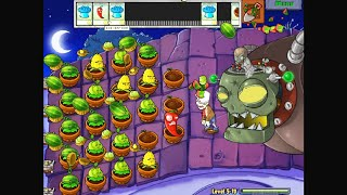 Plants versus Zombies - ultimul Boss