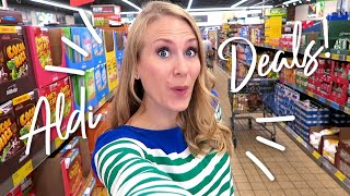 Why YOU should be shopping at Aldi! 🧡 🛒 25+ Best Ever Deals!