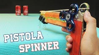 Spinner Arma ⭐ ⭐ Fabrica una Potente Pistola Spinner