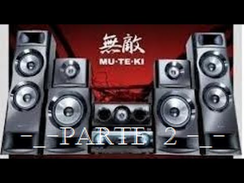 Parte 2 de mi home theater sony muteki 5 2 youtube for Mueble muteki 5 2