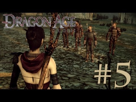 Dragon Age Origins (PC) - Episode #5 - Sexy Witch Lady