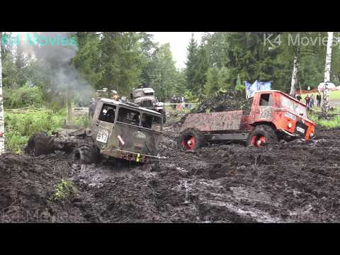 4x4 Off-Road Truck race | Klaperjaht 2016