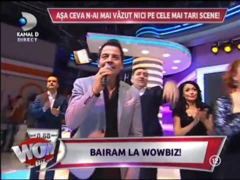 Sonerie telefon » Jean de la Craiova – Pentru tine m-am schimbat ( LIVE la WowBiz 22.11.2012 )
