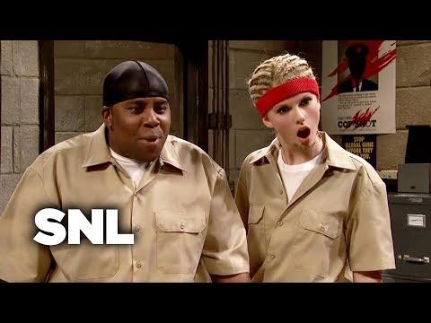 Scared Straight: Lorenzo and Skeet Devlin - Saturday Night Live