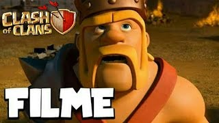 FILME CLASH OF CLANS,TODAS AS ANIMAÇÕES DE CLASH OF CLANS(2016)