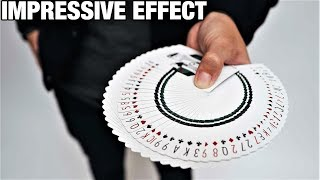The BEST Card Trick For ANYONE To Perform and FOOL People With!
