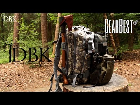 Oxfort 30l Rugsack (maxpedition clone) overview - Value #2