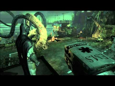 Let's Batplay: Batman: Arkham Asylum - Bonus - Riddle/Collectible Hunting - Pt. 1
