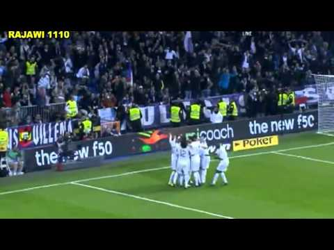 Real Madrid Vs Atletico Madrid 4-1 All Goals & Highlights 26.11.2011