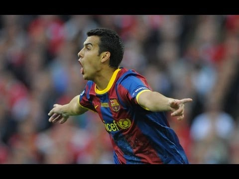 Pedro Rodríguez ● Best Goals Ever ● ||HD||
