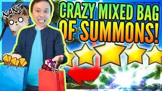 A Day of MIXED SUMMONS / NAT 5s! - Fun Trolls & Moments! - Summoners War
