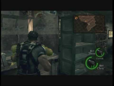 Resident Evil 5 Walkthrough Part 2 - Public Assembly