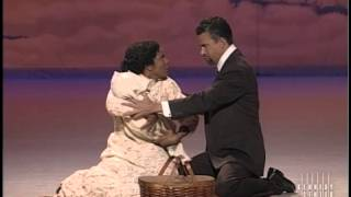 Wheels of a Dream (Jessye Norman Tribute) - Brian Stokes Mitchell - 1997 Kennedy Center Honors