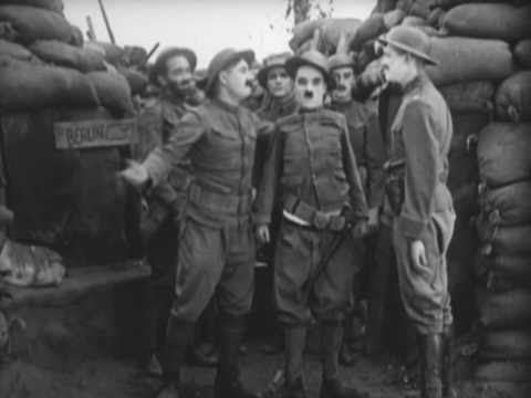 Charlie Chaplin - A Call for Volunteers