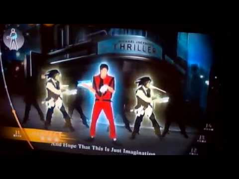 Thriller Michael Jackson The Experience.