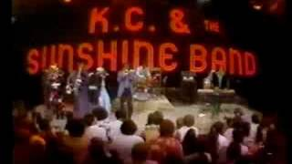Midnight Special K.C. and the Sunshine Band Get Down Tonight