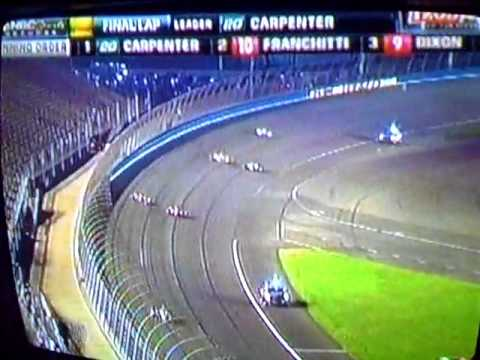 2012 MAV TV 500 - Ed Carpenter Wins, Ryan Hunter-Reay Wins the IICS Championship