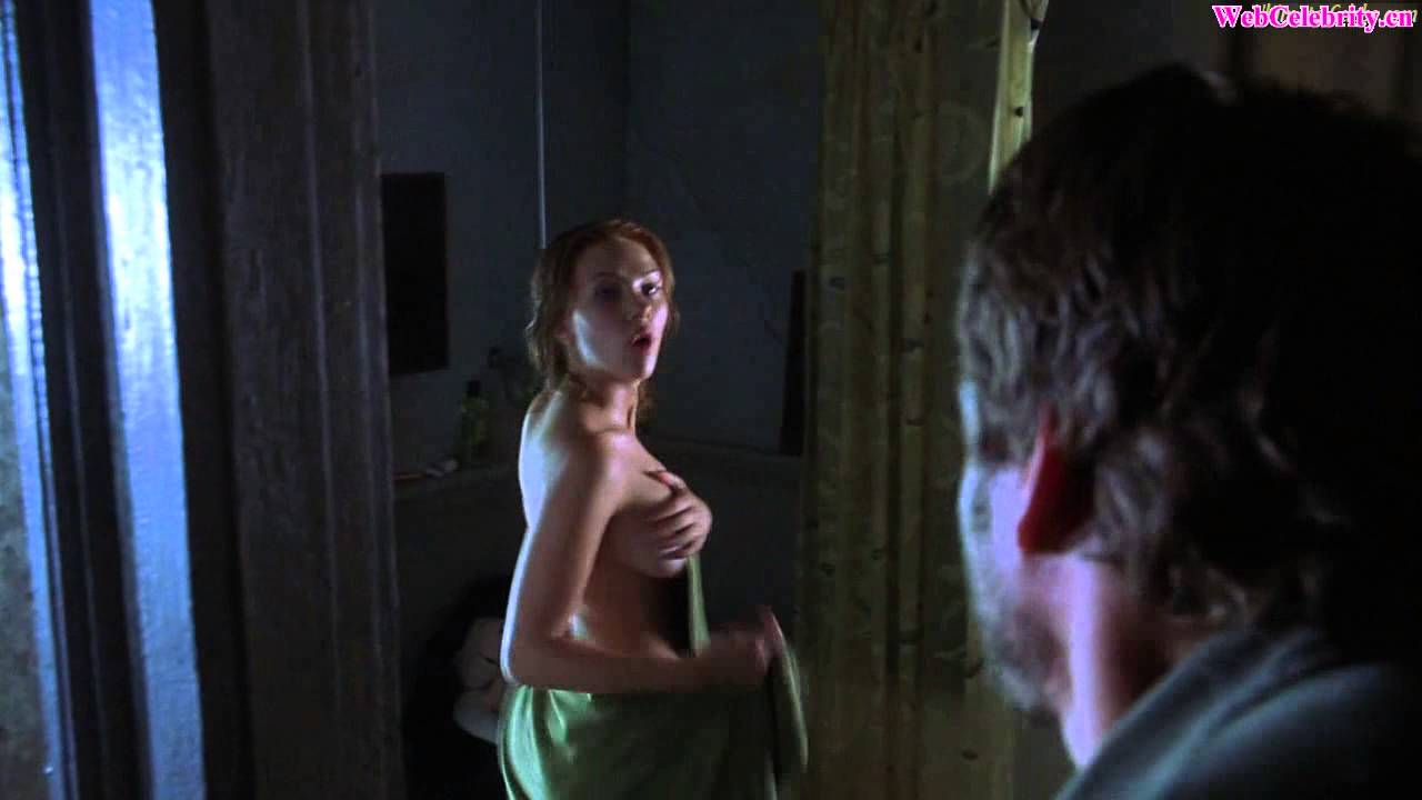 scarlett johansson nude in movie