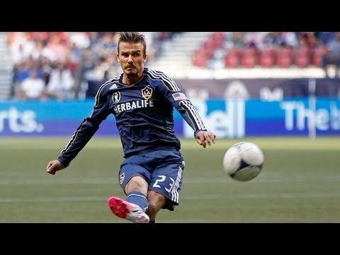 GOAL David Beckham leads the Galaxy back with 3rd goal in 2 games