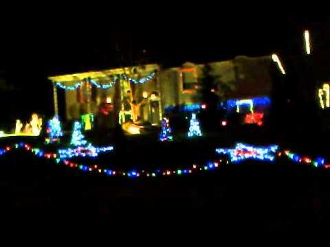 Casa decorada para navidad youtube - Casas de navidad ...