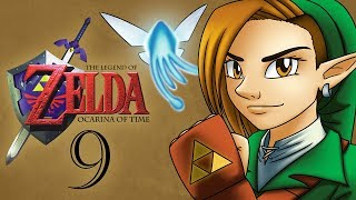 Legend of Zelda: Ocarina of Time - SPIRIT TEMPLE / ADULT & COLLECTABLES ~P9~ (Blind Playthrough)