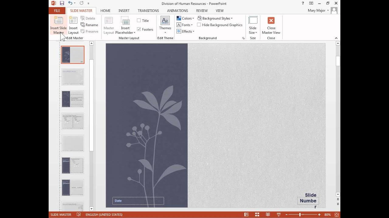Slide Templates For Powerpoint 2010