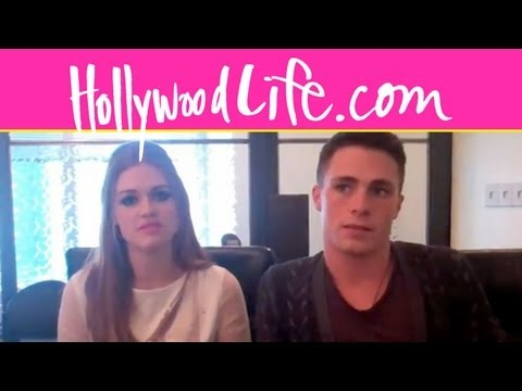 'Teen Wolf' Season 2: Colton Haynes & Holland Roden Interview