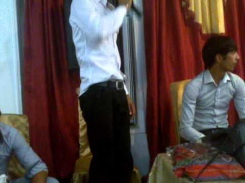 Namiq Lokbatanli Canan Musiqili meyxana 2012 #1