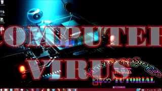 What is computer virus (Myanmar)