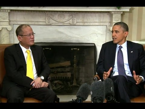 President Obama's Bilateral Meeting with President Aquino of the Philippines