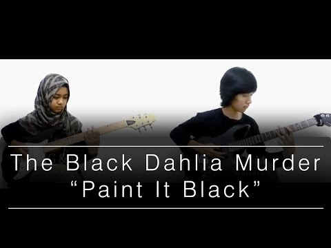 Black Dahlia Murder - Paint It Black (Rolling Stones Cover)