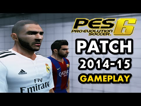 Pes 6 | Patch 2015 | Gameplay #2