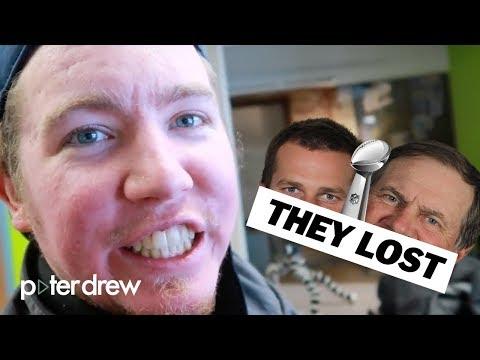 Buffalo Vlog 03: The Patriots Lost