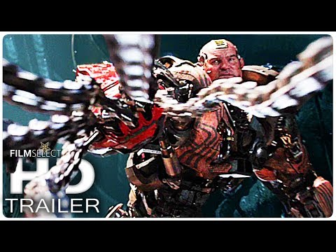 TOP UPCOMING SCIENCE FICTION MOVIES 2018 Trailers