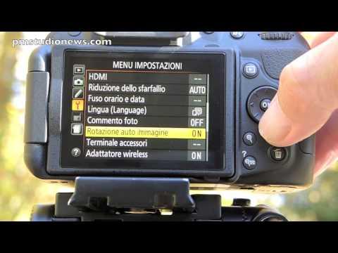 Nikon D5200 test sul campo