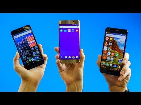 Revisiting the Best Android Launchers!