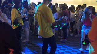 Chinese New Year slient Dance Auckland Newzealand
