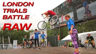 LONDON TRIALS BATTLE | Raw Clips