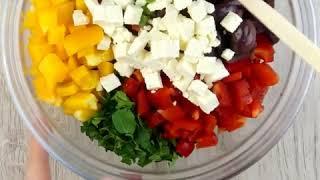 Диетические овощи на скорую руку Видео рецепты