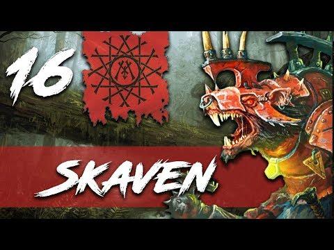 QUEEK IS READY FOR BATTLE - Total War: Warhammer 2 - Skaven Campaign - Queek Headtaker #16